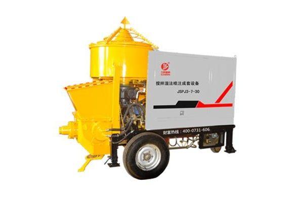 搅拌湿法喷注成套设备JSPJ3-7-30
