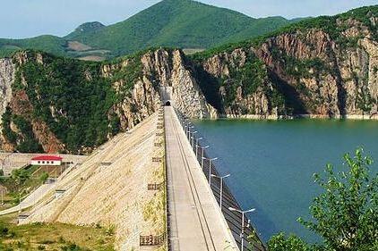 微型混凝土泵,四川土溪口水库建设施工